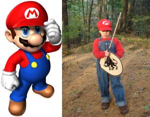 Super Mario Brothers, Mario