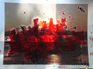 red-car-melted-wax-crayon-craft